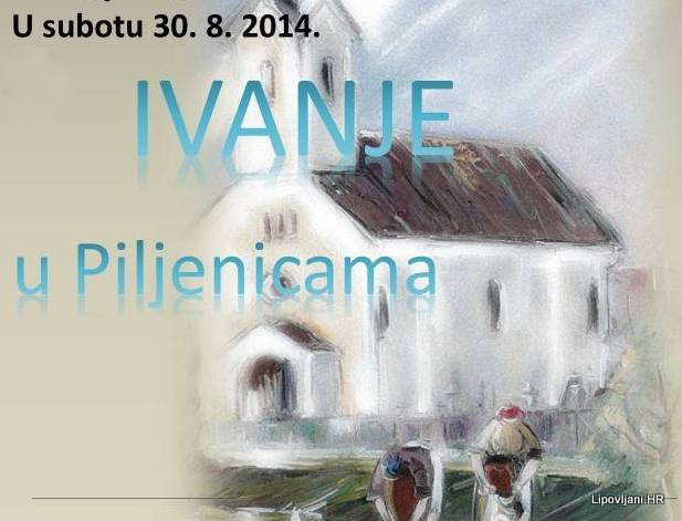 Ivanje u Piljenicama