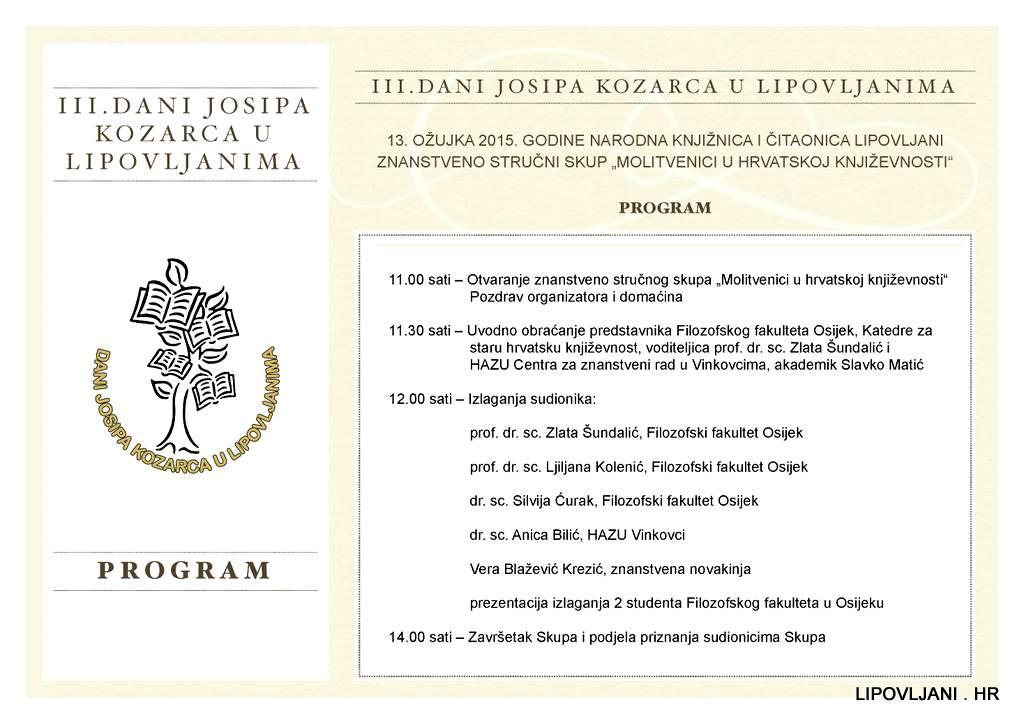 1-Pozivnica-III. Dani Josipa Kozarca u Lipovljanima_Page_2-001