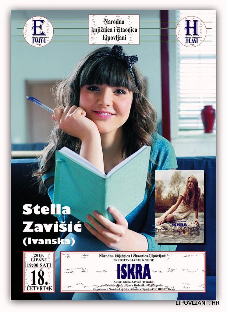 1-Plakat Stell Zavišić-Lipovljani