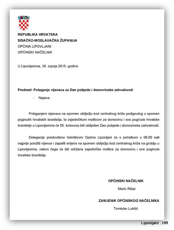 1-Dan pobjede i domovinske zahvalnosti-05.08.2015.
