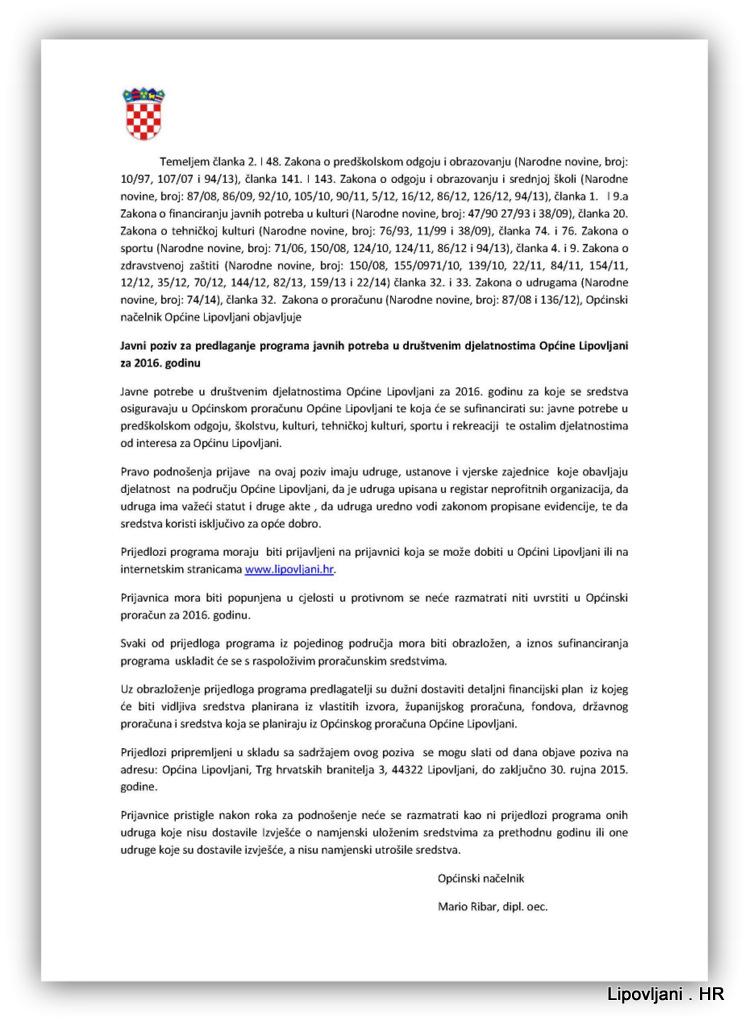 1-javni poziv društ. djel. 2016.