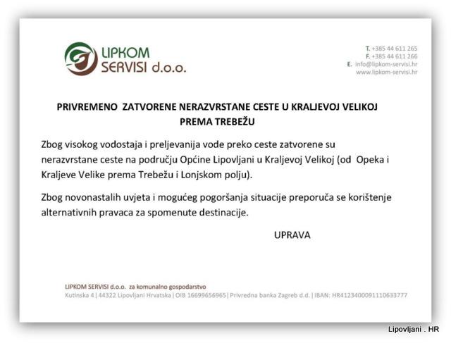 1-Lipkom-servisi Zatvaranje prometa2