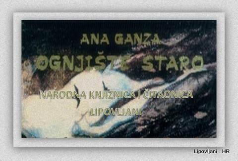 Književna večer o stvaralaštvu Ane Ganze