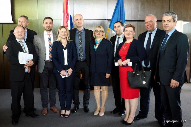 POTPISAN UGOVOR SA MINISTARSVOM REGIONALNOG RAZVOJA I FONDOVA EUROPSKE UNIJE