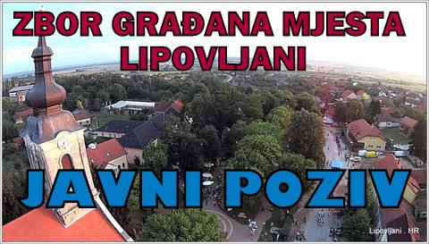 Zbor građana mjesta Lipovljani