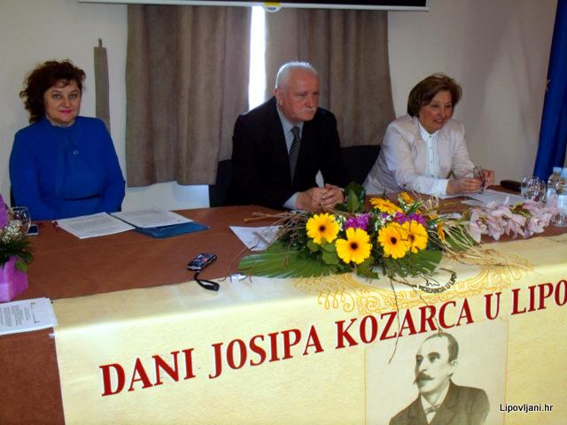 NA 'DANIMA JOSIPA KOZARCA U LIPOVLJANIMA' STRUČNO PREDSTAVLJEN 'HRVATSKI JEZIK U SLAVONIJI U PROŠLOSTI I SADAŠNJOSTI'