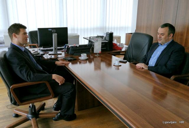Radni sastanak s direktorom Uprave Hrvatskih autocesta,  g. Josipom Draženovićem, održao je u srijedu 07. lipnja 2017.godine u Zagrebu, u sjedištu Hrvatskih autocesta, općinski načelnik Nikola Horvat.