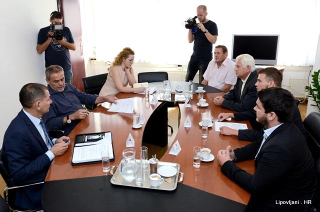 GRAD ZAGREB – GLAVNI POKROVITELJ MANIFESTACIJE 'LIPOVLJANSKI SUSRETI'