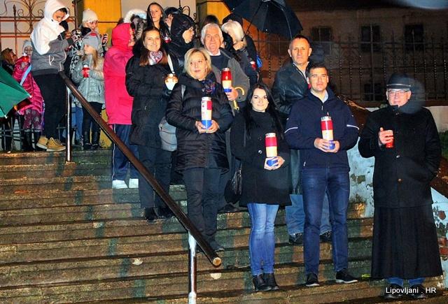 U Lipovljanima obilježen Dan sjećanja na žrtvu Vukovara