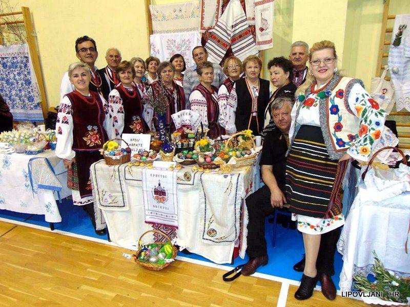 Karpati na prezentaciji Uskrsa u Dubravi Vrbovečkoj