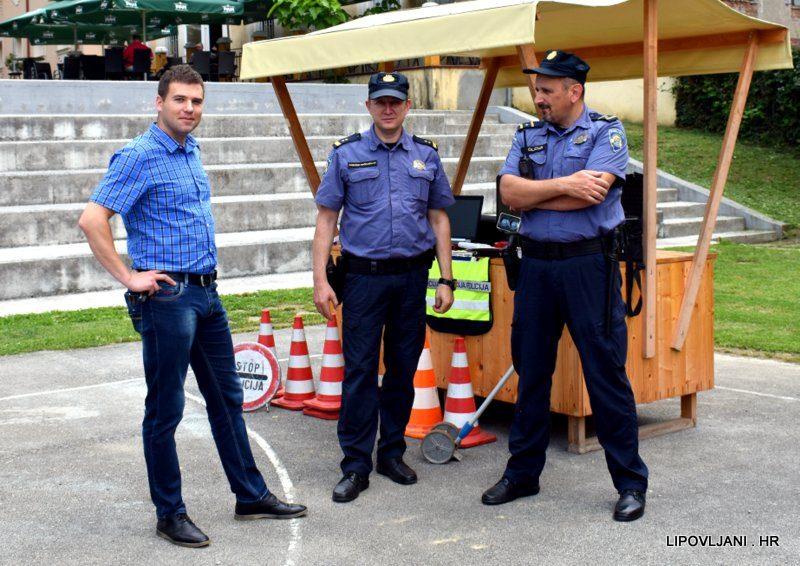 """Obavijest mještanima – provedba akcije """"Dani otvorenih vrata"""" u organizaciji PP Novska održat će se 24. svibnja 2019. godine"""