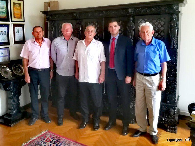 ODRŽAN SASTANAK S PREDSJEDNIKOM SAVJETA ZA NACIONALNE MANJINE REPUBLIKE HRVATSKE