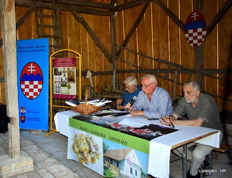 MATICA SLOVAČKA LIPOVLJANI OBILJEŽILA PRAZNIK SV. CYRILA I METODA