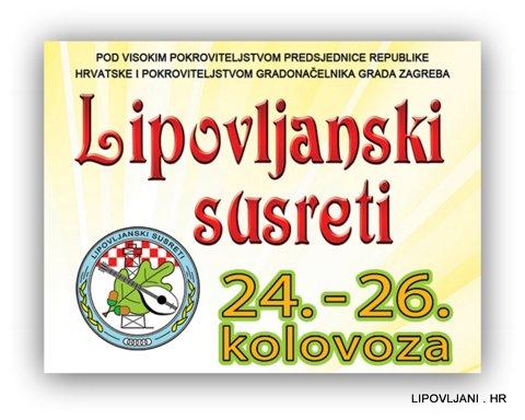 PROGRAM LIPOVLJANSKIH SUSRETA 2018.