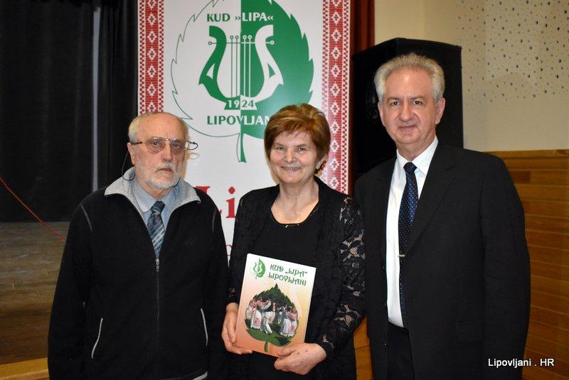 Promovirana knjiga o KUD-u 'Lipa' i gotovo 100 godina rada na očuvanju tradicijske kulturne baštine u Lipovljanima