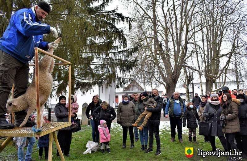 Na blagdan Antunova održana tradicionalna munta u Kraljevoj Velikoj