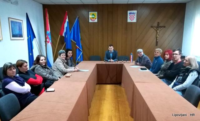 Općina Lipovljani zaposlila deset osoba u javnim radovima
