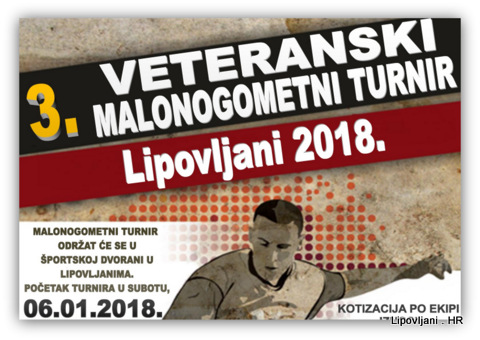 Veteranski malonogometni turnir 2018.